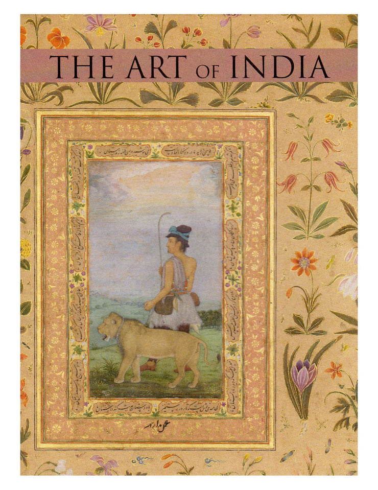 Art of India Note Cards - Boxed Set of 16 Note Cards with Envelopes
