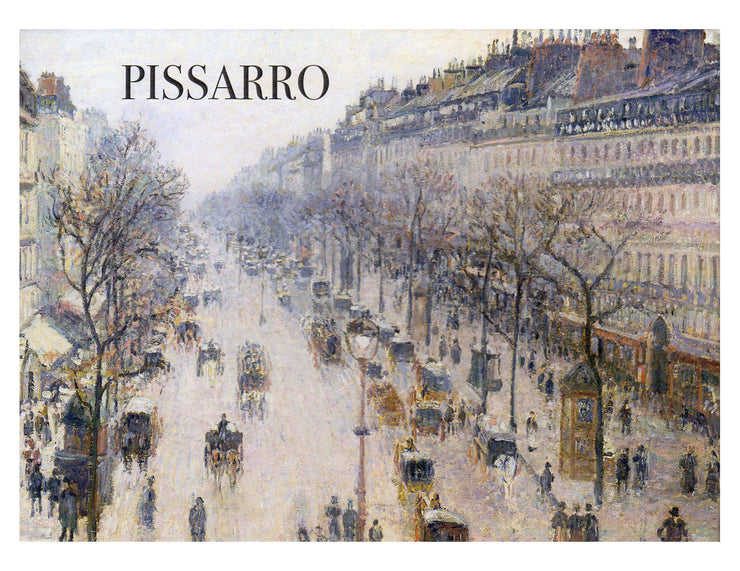 Camille Pissarro Impressionism Boxed Note Cards Set with Envelopes