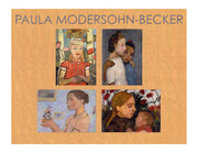 Paula Modersohn-Becker Expressionism Women and Children Note Card Set