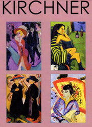 Ernst Ludwig Kirchner Expressionism Boxed Note Cards with Envelopes