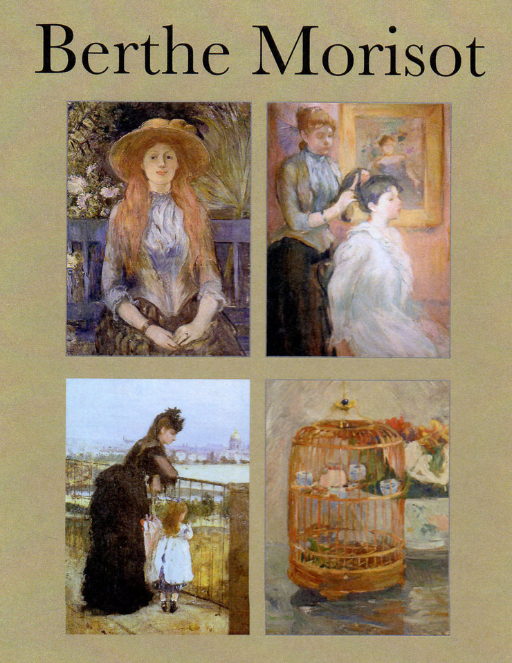 Berthe Morisot Impressionism Boxed Note Cards Set of 16 with Envelopes