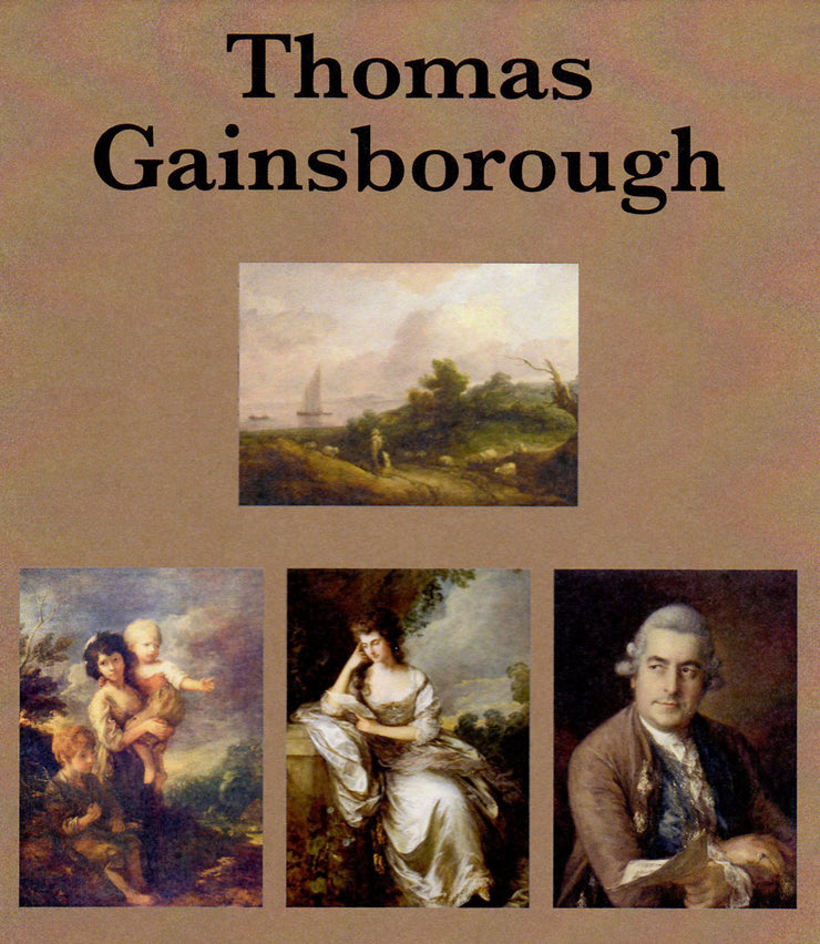 Thomas Gainsborough Portrait Paintings Note Cards Boxed Set