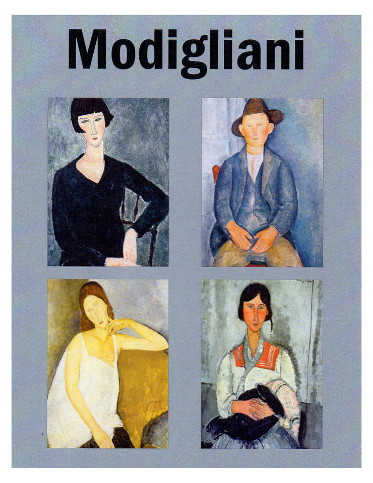 Amedeo Modigliani Expressionism Women Note Cards Boxed with Envelopes