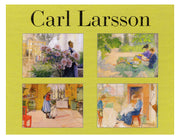 Carl Larsson Family Life Note Cards Boxed Set 16 Blank with Envelopes