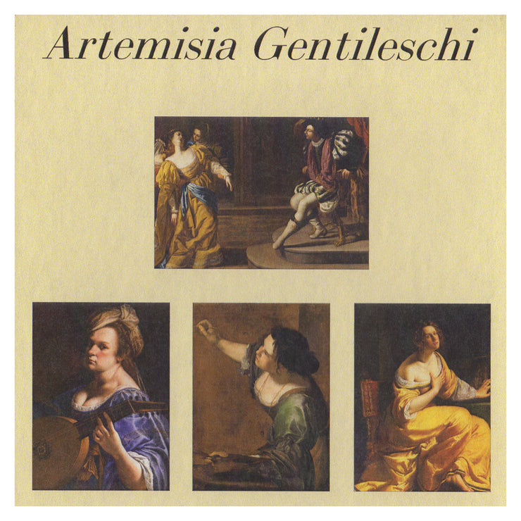 Artemisia Gentileschi Baroque Note Cards - Boxed Set 16 with Envelopes