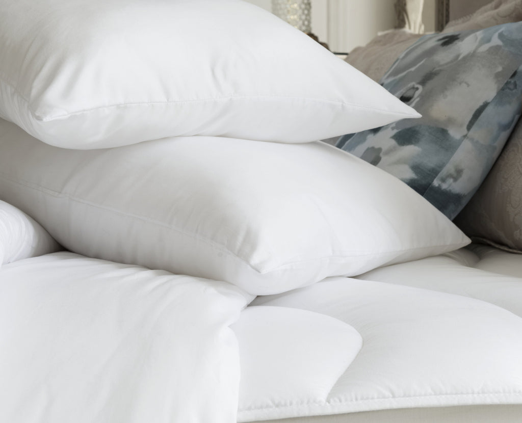 HeiQ® Viroblock™ Brushed Polyester Pillow Protector