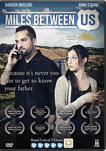 miles between us movie dvd