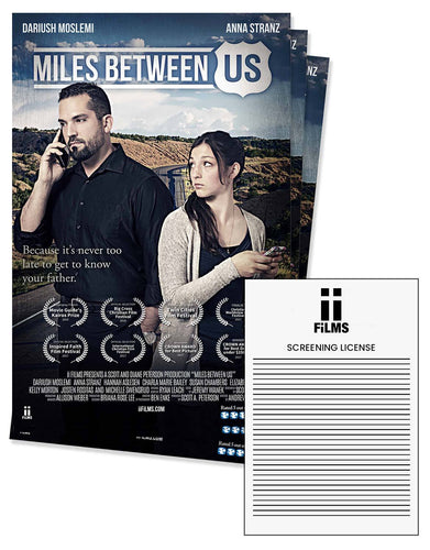 miles between us movie license