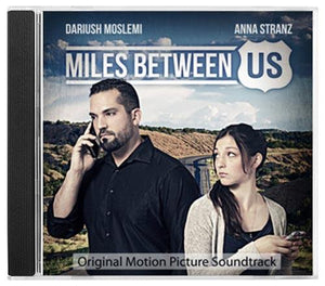 miles between us music soundtrack cd