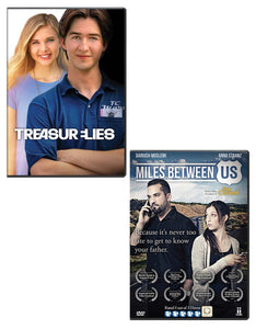Treasure Lies & Miles Between Us - DVD 2-Pack