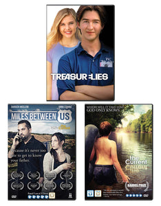 Treasure Lies, Miles Between Us & The Current - DVD 3-Pack