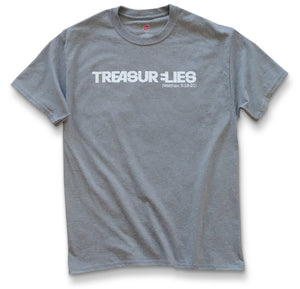 treasure lies movie t shirt