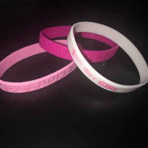 Breast Cancer Pink Ribbon Trendy Collection