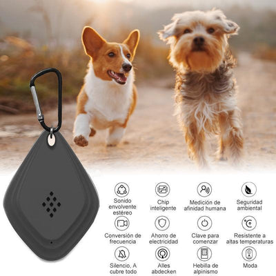 Ultrasonic Protection against Fleas and Ticks