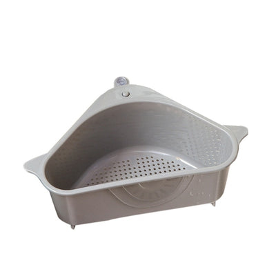 Kitchen Filter-Triangular Sink Drain Shelf