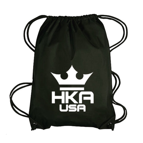 HKA USA Original - Drawstring Training Bag