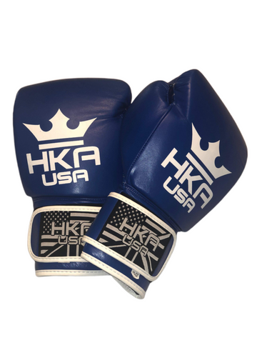 HKA USA Original - Blue with White Gloves