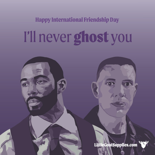 Ghost and Tommy from Power
