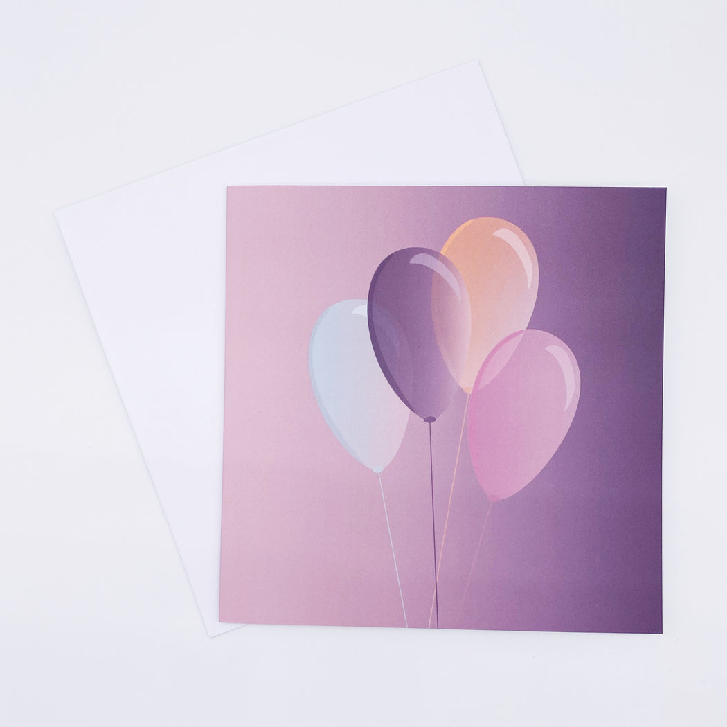 🎊 Ultimate Birthday Collection - Pack of 4 cards