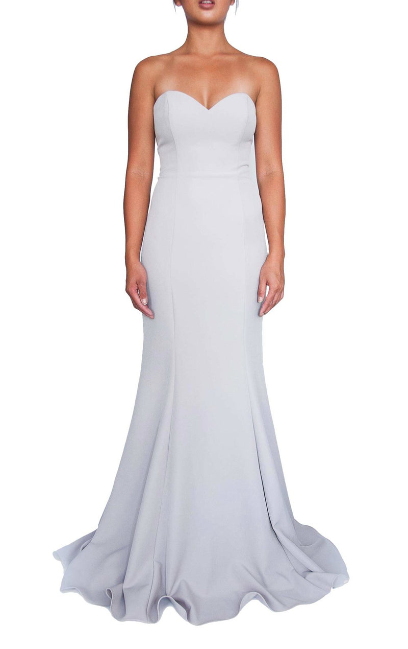 Bellini Gown- Oyster