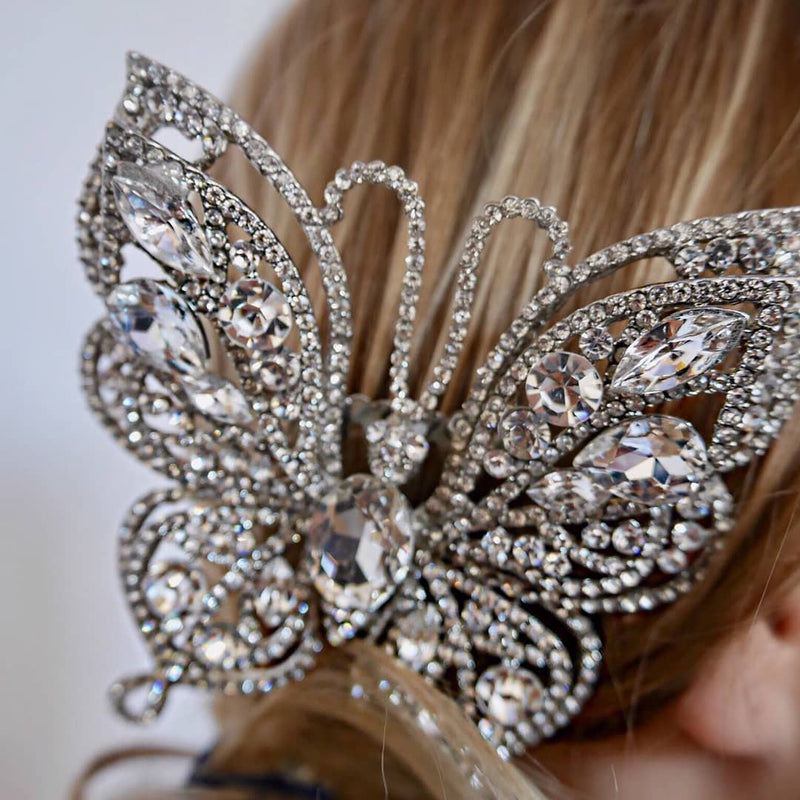 Butterfly Baby - Hair Piece