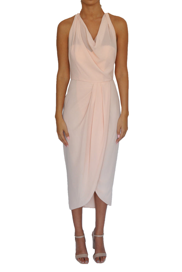 Sienna Dress - Blush