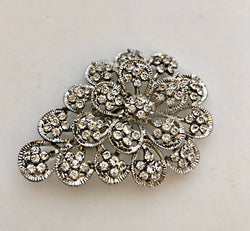 Baby's Breath - Brooch