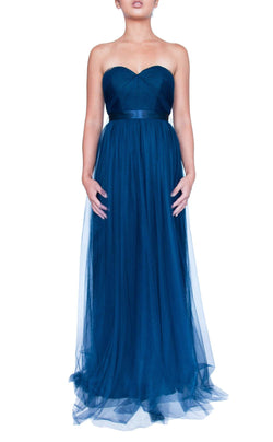 Tulle Multiway Dress - Midnight