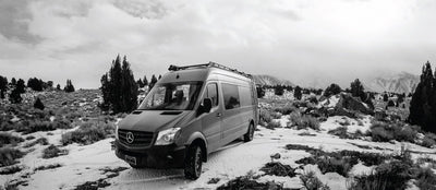 The Stealthy Marmot - Chris Benchetler's Four Month #VanLife Journey North
