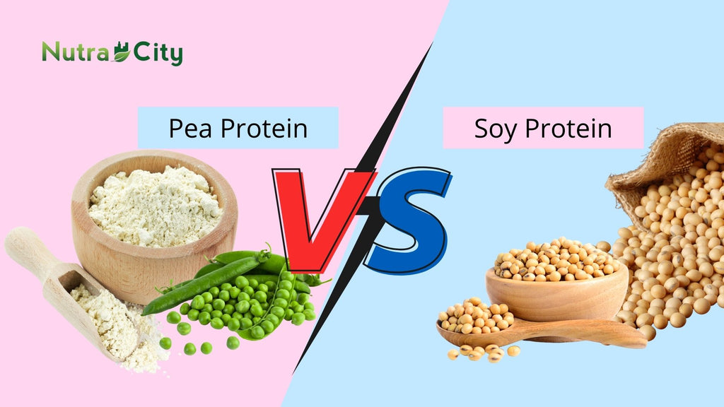 Pea Protein vs Soy Protein: Which Is Better?