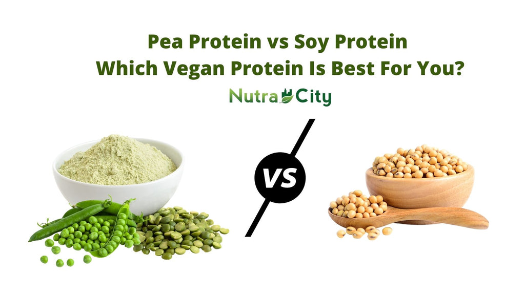 Pea Protein Vs Soy Protein: Which Vegan Protein Is Best For You?