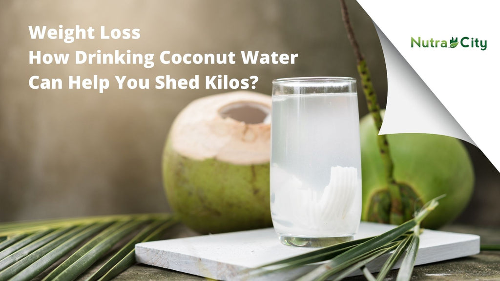 Weight Loss  How Drinking Coconut Water  Can Help You Shed Kilos?