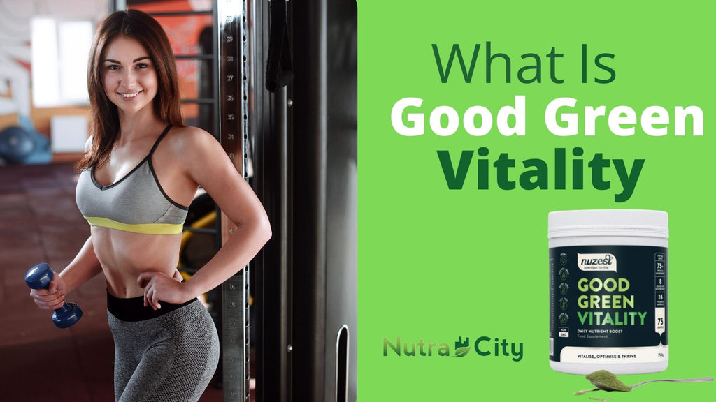 What Is Good Green Vitality?