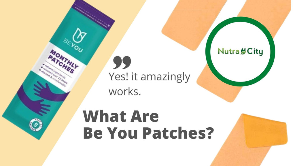 What are Be You Patches?