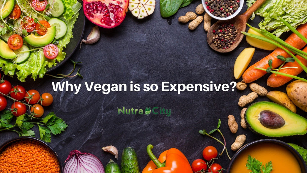 Why Vegan is so Expensive?