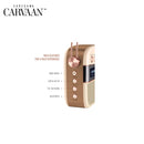 Saregama Carvaan 2.0 Portable Music Player  - Sound by Harman/Kardon with 5000 Preloaded Songs and Podcast, FM/BT/AUX(Rose Gold)