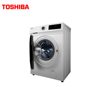 TOSHIBA 7.5 KG FRONT LOADING WASHING MACHINE TW-BJ85S2-IND