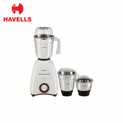 Havells Mixer Grinder (600 W) 3 Jar  Model- Momenta