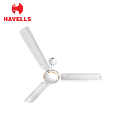 REO (by Havells)  Ceiling fan (1200 mm) White