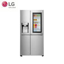 LG 668 LTR INSTA VIEW SIDE BY SIDE REFRIGERATOR GC-X247CSAV