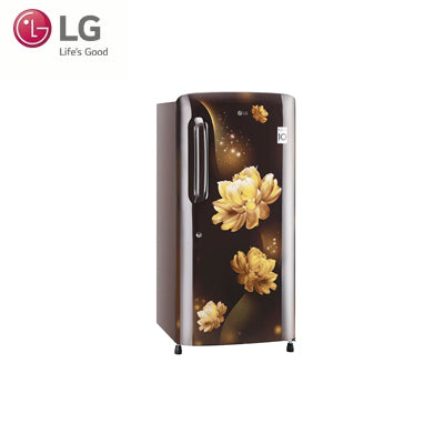 LG 215 LTR SINGLE DOOR 4 STAR REFRIGERATOR  GL-B221AHCY