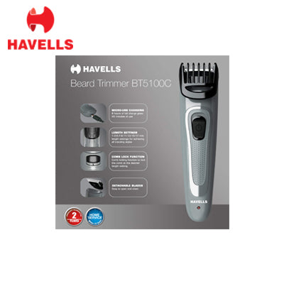Havells Beard Trimmer BT 5100 C