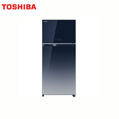 TOSHIBA REFRIGERATOR FROST FREE  GR-AG66INA(GG) (661L) GRADATION GLASS