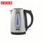 USHA ELECTRIC KETTLE 3717 1.7 LTR BLACK SS FI