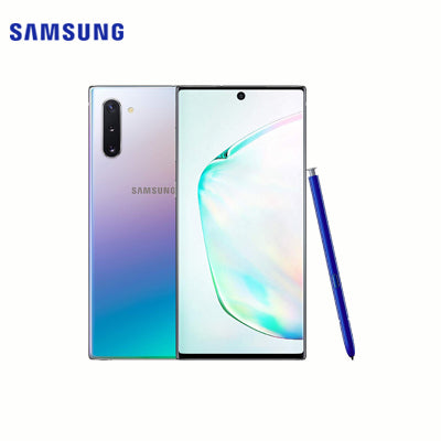 SAMSUNG MOBILE  NOTE 10 (N970FD) (256GB) GLOW