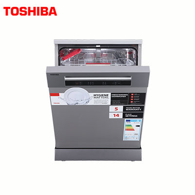 TOSHIBA DISHWASHER DW-14F1IN(S)-1