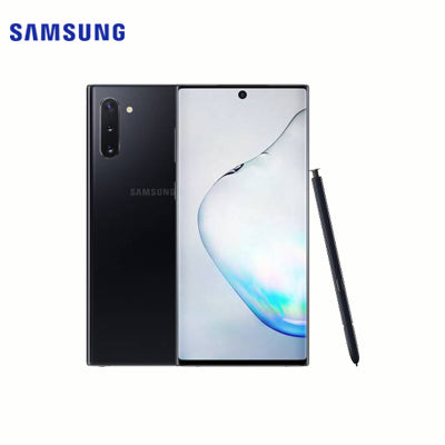 SAMSUNG MOBILE NOTE 10 (N970FD) (256GB) BLACK