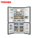 TOSHIBA 4 DOOR REFRIGERATOR GR-RF646WE