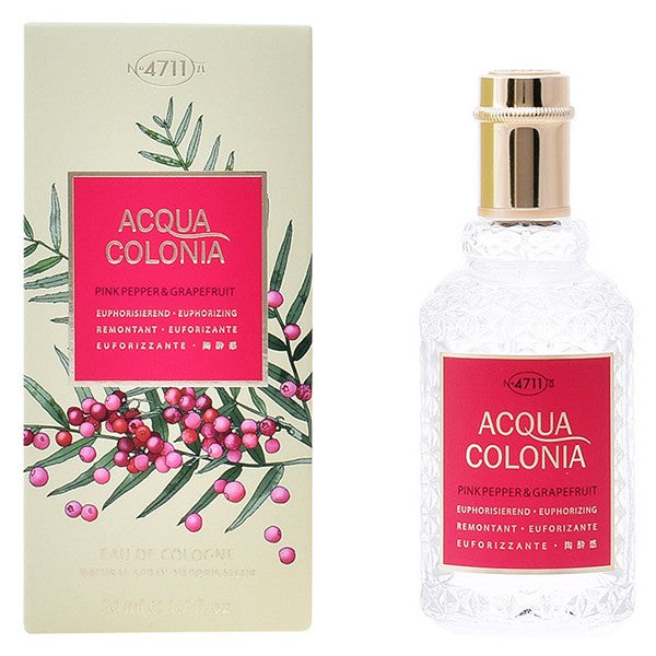 Parfum Unisexe Acqua 4711 EDC Pink Pepper & Grapefruit