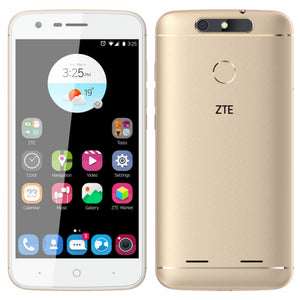 "Smartphone ZTE V8 LITE 5"" IPS HD Octa Core 16 GB 2 GB RAM Or"
